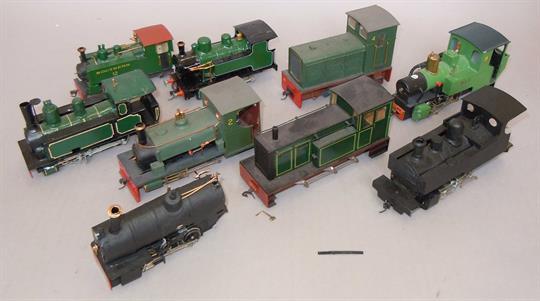 On30 Locomotive Kits