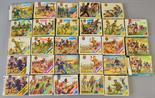 23 x Airfix HO/OO scale plastic figure sets, includes: Roman Soldiers; Washington`s Army; Ancient