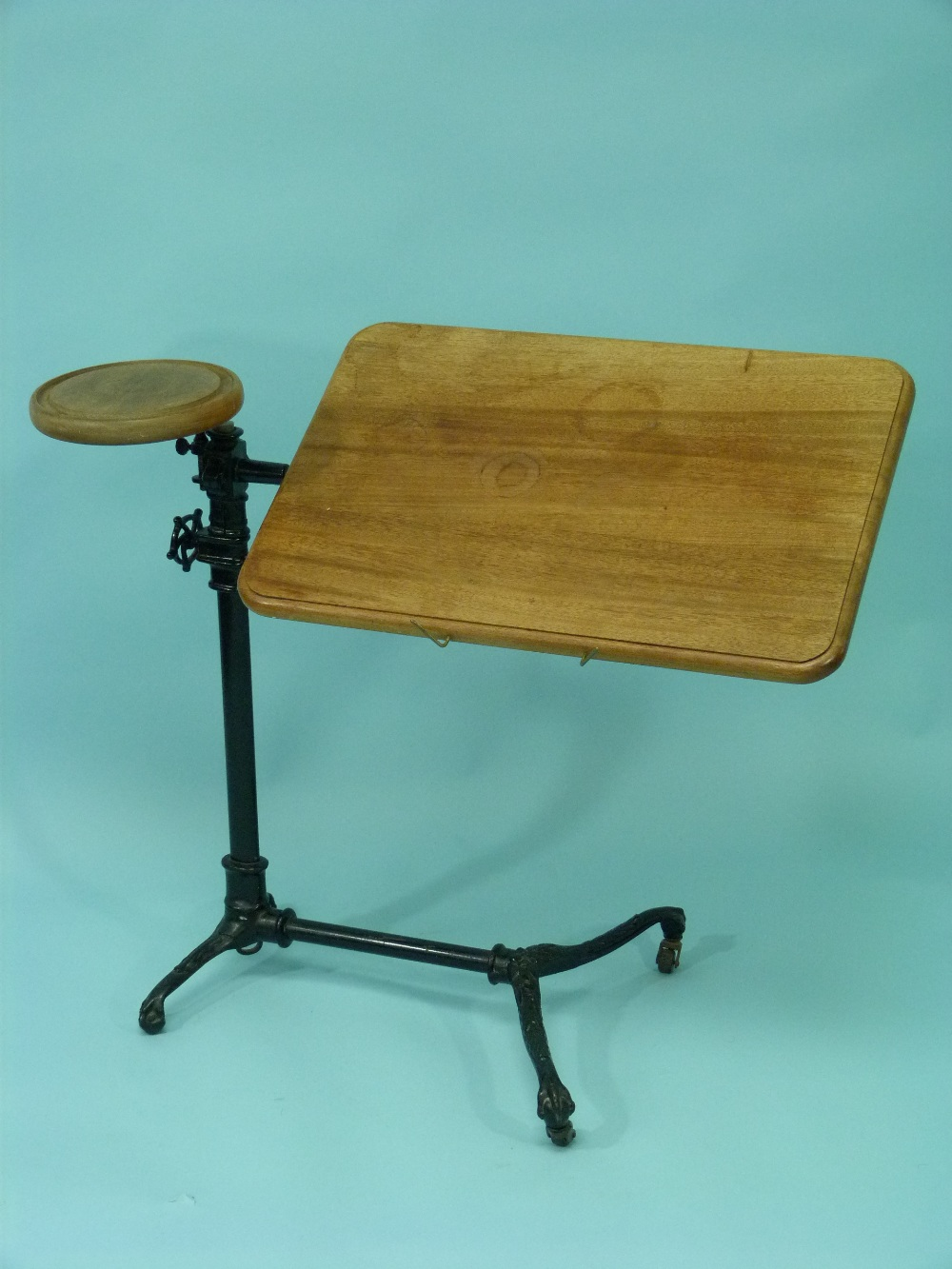 Lot 1057   An Early 20thC J. Foot U0026 Son Patent `Adapta` Table