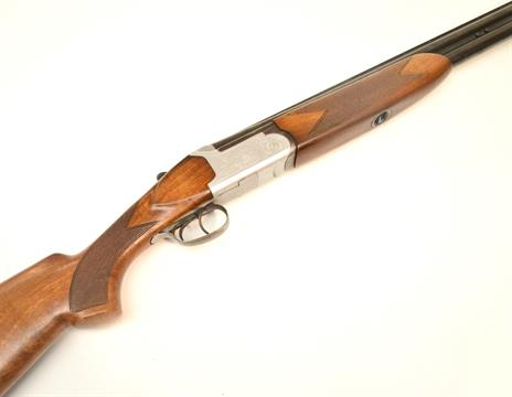 A Fabarm 12 bore over/under shotgun, 27 5