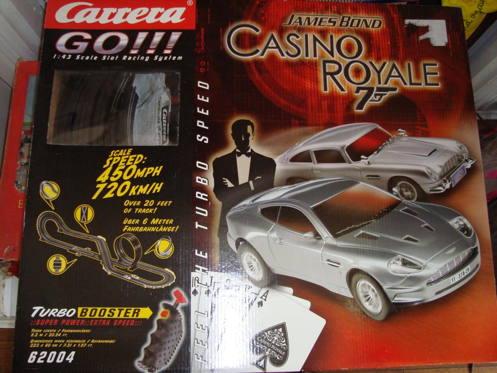 carrera go james bond casino royale