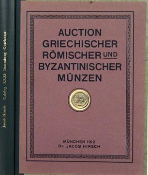 Hirsch Jacob Griechische R214mische Und Byzantinische M220