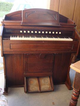 estey orgel dating