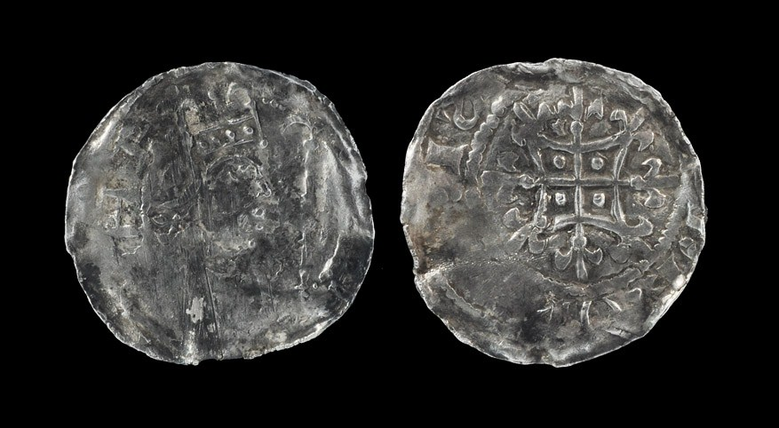 Norman Stephen - Cirencester - Angevin Issue in the Name of Henry of Anjou? - Irregular Type Penny