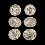Roman Philip I - Antoninianii [3] 244-249 AD. Reverse types: Liberalitas, Aequitas and Felicitas.