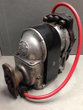 An Austin 7 BTH magneto type GL4, by repute in working order  Bid