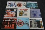 Lot 563 - RADIOHEAD - Collection of 9 limited edition CD's to include JUST (Parlophone CDRS 6415) Limited