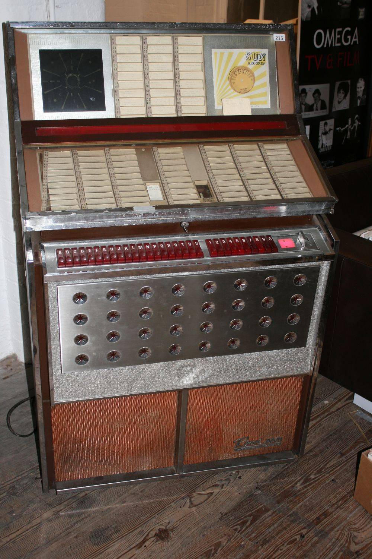 Jukebox Ami Rowe Jbm 200 Tropicana Stereo Jukebox