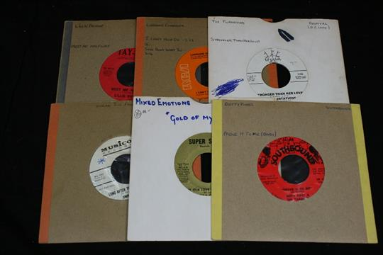 NORTHERN SOUL - pack of 6 x N Soul reissues to include