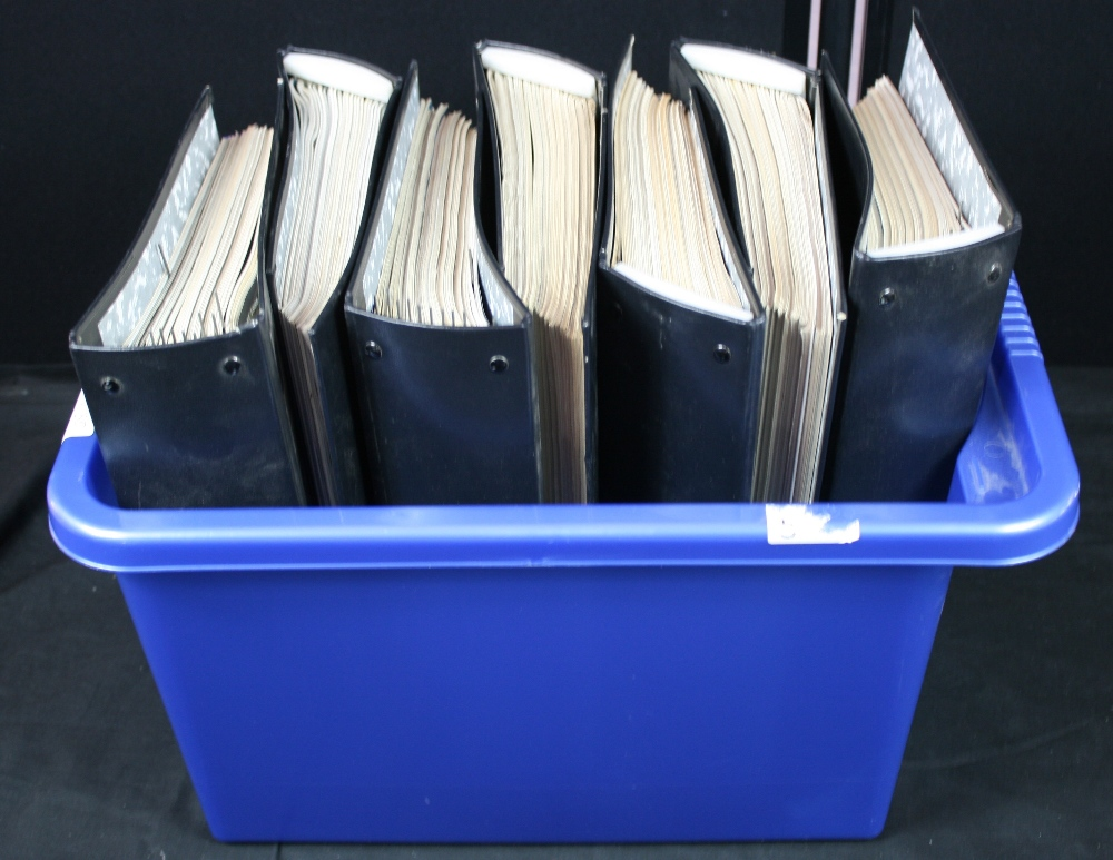 Lot 30 - HOME & STUDIO RECORDING - large collection of this popular publication to include 7 binders each