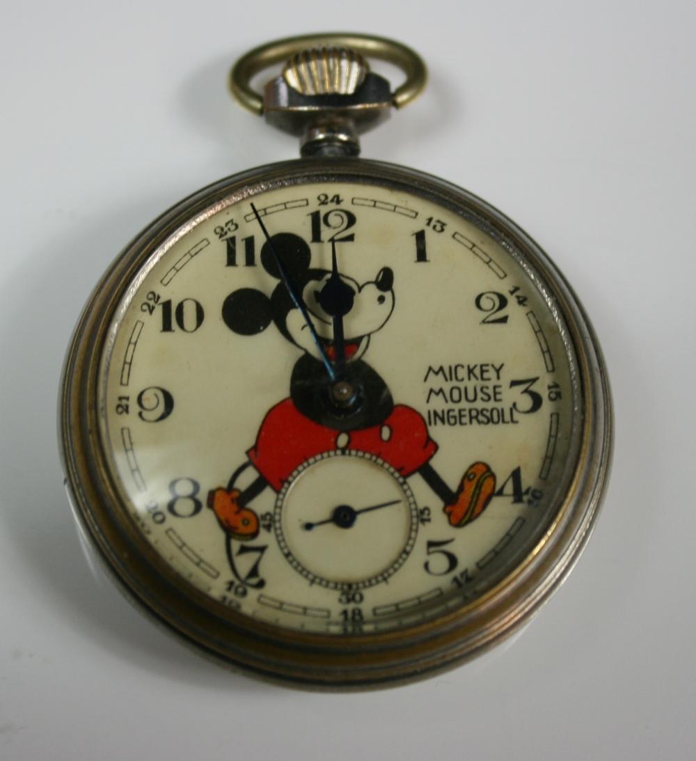 Ingersoll pocket watch dating