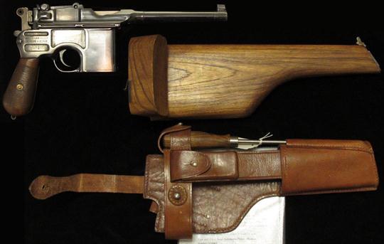 Mauser c96 dating