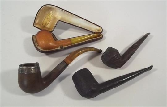 Dunhill why expensive are pipes Does Pipe