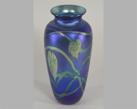 Okra, British, Art Glass, Glass | PIPS TRIP