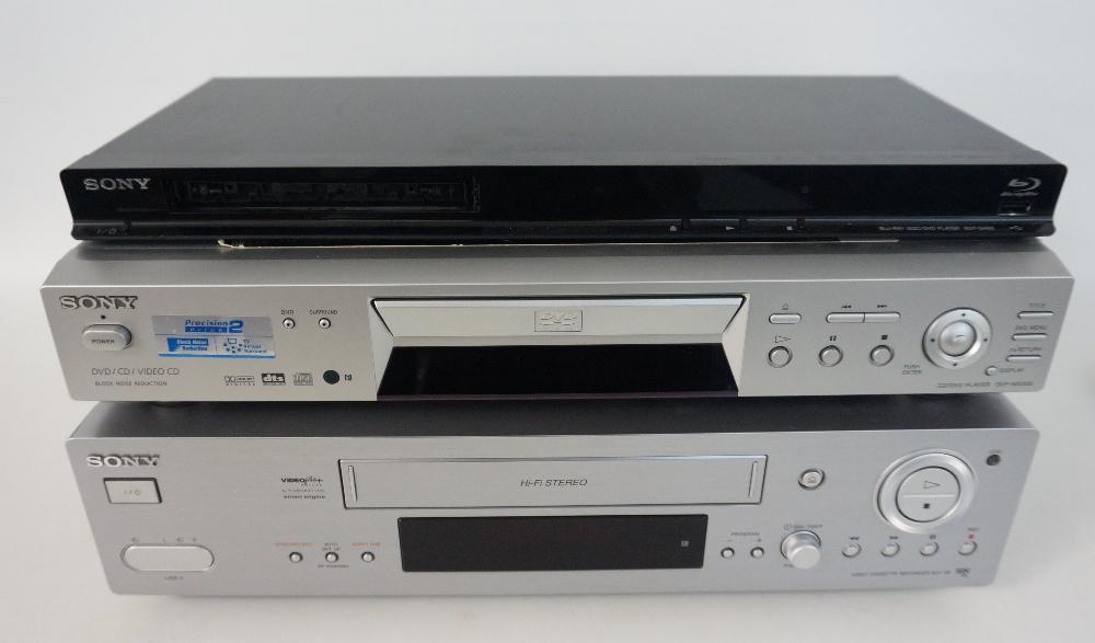 Sony SLV-X9 Video Cassette Recorder Electronics & Photo Home ...