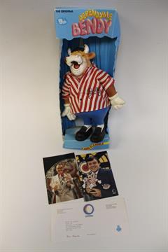 Bullseye Bendy Bully Figure Collection Jim Bowen Film- & TV-Spielzeug
