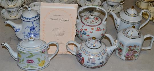 dating english teapots