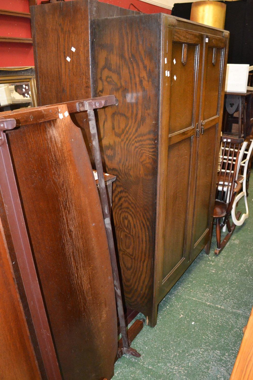 An Oak Wardrobe By Cws Ltd Cabinet Factory London An