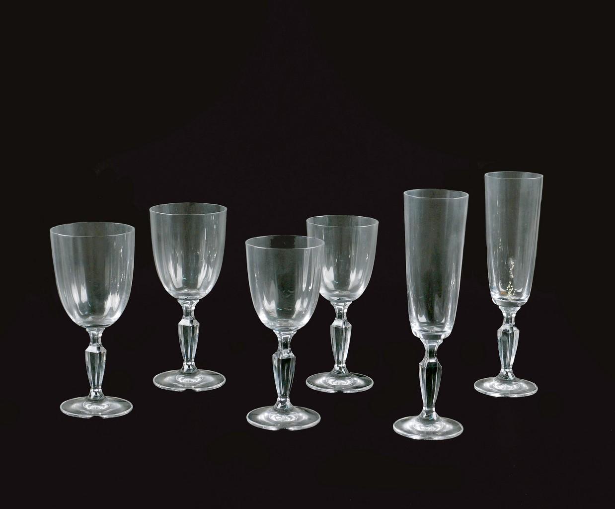 Servizio di 24 bicchieri in cristallo villeroy boch for Villeroy e boch bicchieri