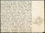 Lombardo Veneto Francobolli per giornali 1861 Effigie a destra (1,05 s.) grigio chiaro usato a