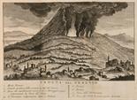 Lotto 746 - Storia Locale - Campania Relazione ragionata della eruzione del Vesuvio di Napoli accaduta à 15.