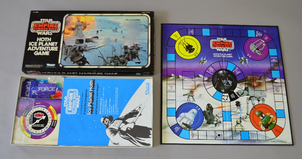 Star Wars The Empire Strikes Back Hoth Ice Planet Adventure Game