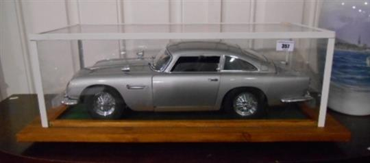 An Eon Productions Aston Martin Db5 James Bond Goldfinger