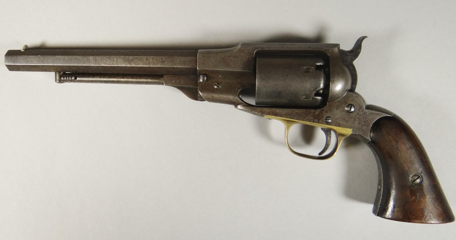 Remington Beals Navy Revolver  36 Cal with octagonal barrel