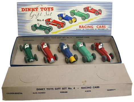 Dinky toys gift set consider