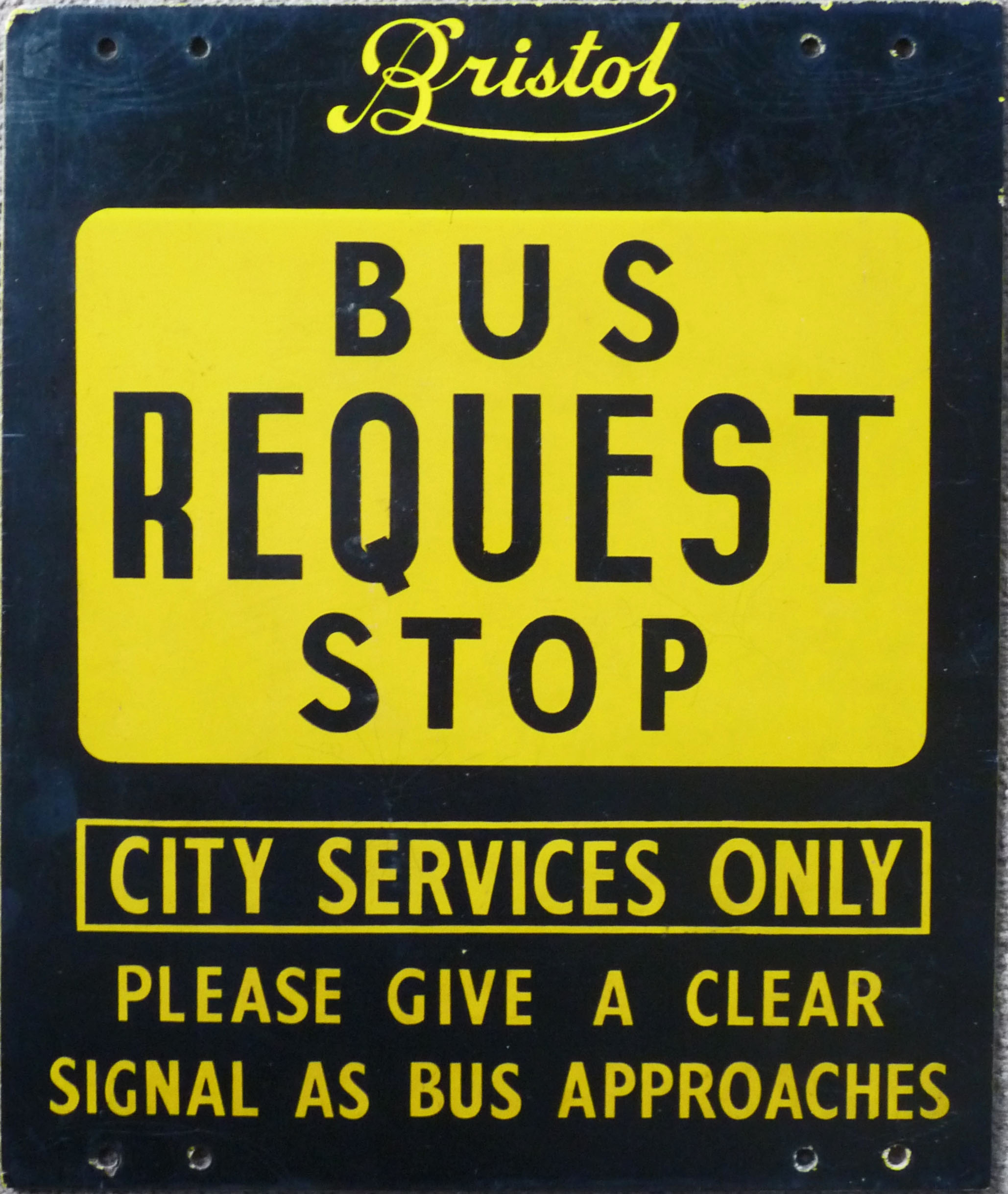 Request a Stop