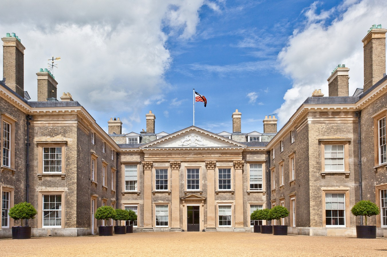 Lot 1 - An exclusive invitation by Earl Spencer.A private tour of Althorp  House for 20 people hosted by