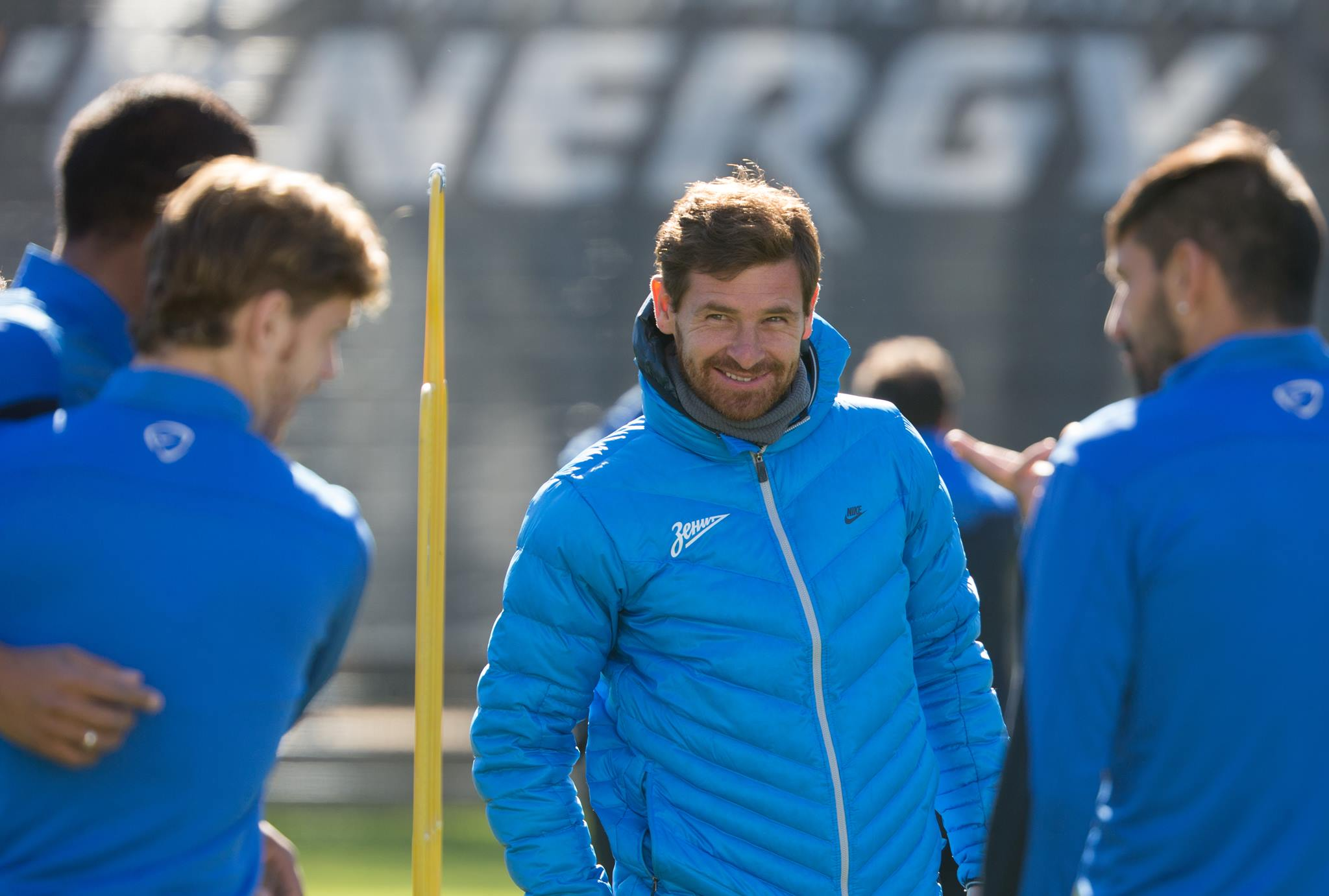 Lot 1A - Personal Guests of Andre Villas Boas in St. Petersburg.  Have you always wanted to sit down face-