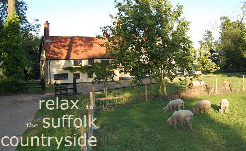 Lot 29 - A long weekend Farmhouse break near Diss. Pecks Farmhouse is a stunning 4* self-catering farmhouse