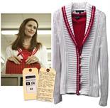 Jennifer Garner Screen-Worn Shirt & Sweater From Her 2011 Comedy ``Butter`` Jennifer Garner screen-