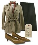 ``Killers`` Wardrobe Ensemble -- Worn by Katherine Heigl`s Stunt Double in the Romantic Action