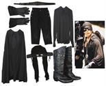 Antonio Banderas ``Mask of Zorro`` Hero Costume Including the Eponymous Mask -- With Shirt, Cape,