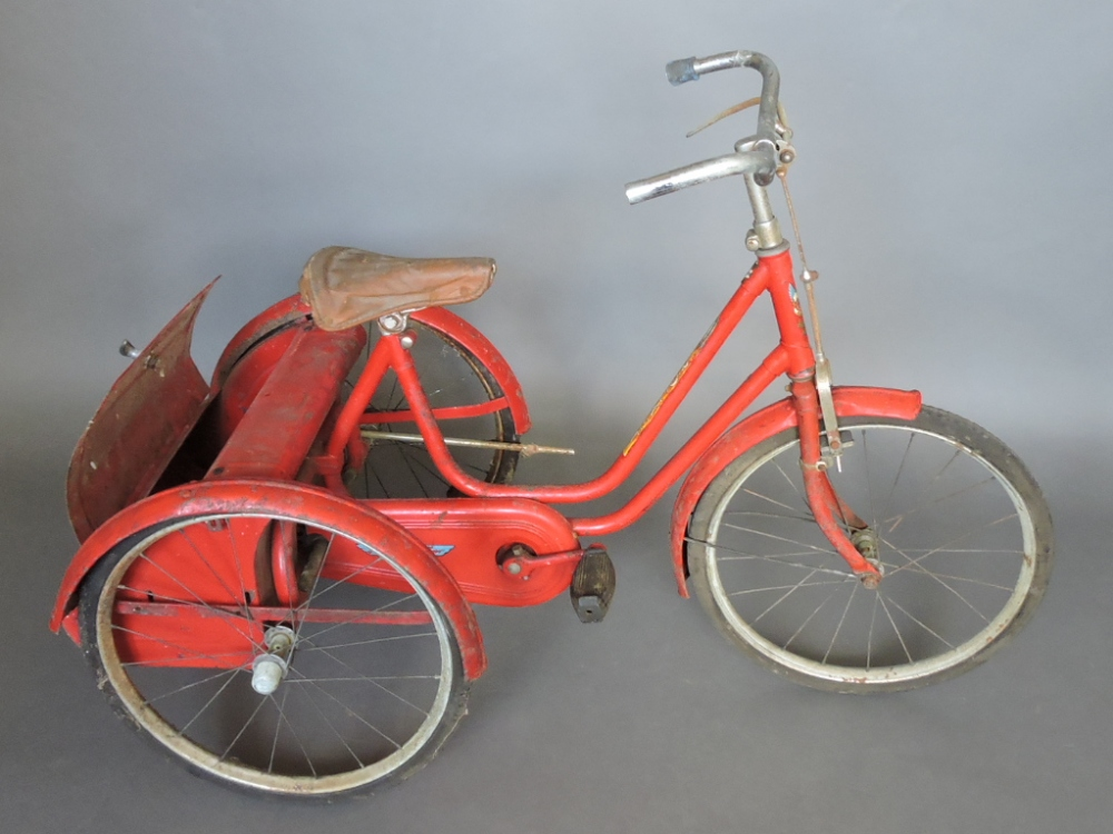 Angeles Silver Rider Replacement Parts : Tricycle playground road painted on pictures to pin