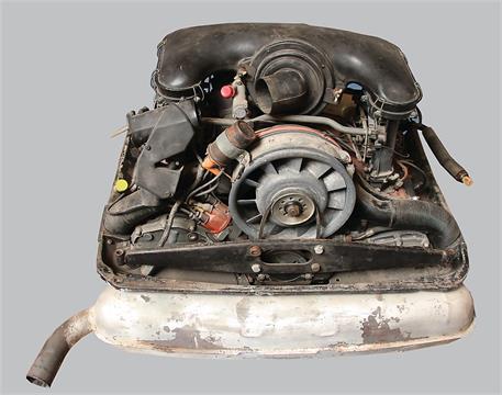 Click here to bid. PORSCHE ENGINECarrera RS 2,7, engine code ...