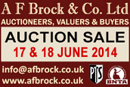 A.F. Brock & Co. Ltd. Auctioneers