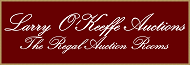 Larry O'Keeffe Auctioneers