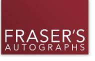 Fraser's Autographs