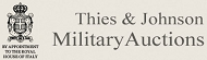 Thies & Johnson Military Auctions
