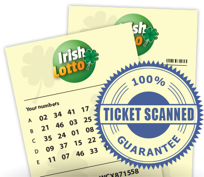 Irish Lotto Tickets