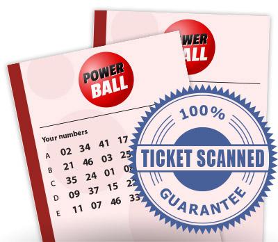 US Powerball Lottery Tickets