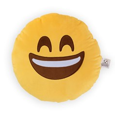 Happy emoji Cushion | emoji® Cushion