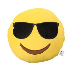 Stay Cool Original emoji Cushion | emoji® Cushion