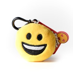 Mini Happy emoji Key Ring | Mini emoji® Key Chain