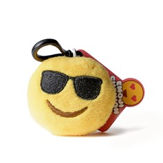 Stay Cool Original emoji Key Ring | Mini emoji® Key Chain