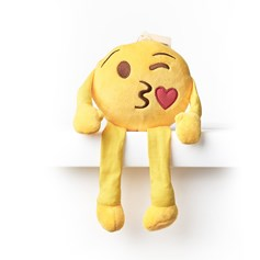 Blow a Kiss emoji Shelf Buddy | emoji® Shelf Buddy