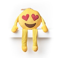 Heart Eyes emoji Shelf Buddy | emoji® Shelf Buddy